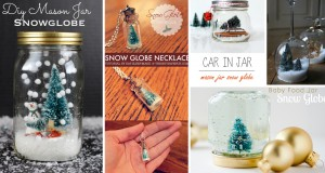 25 Beautiful & Stunningly Gorgeous Snow Globe Ideas For Your Home