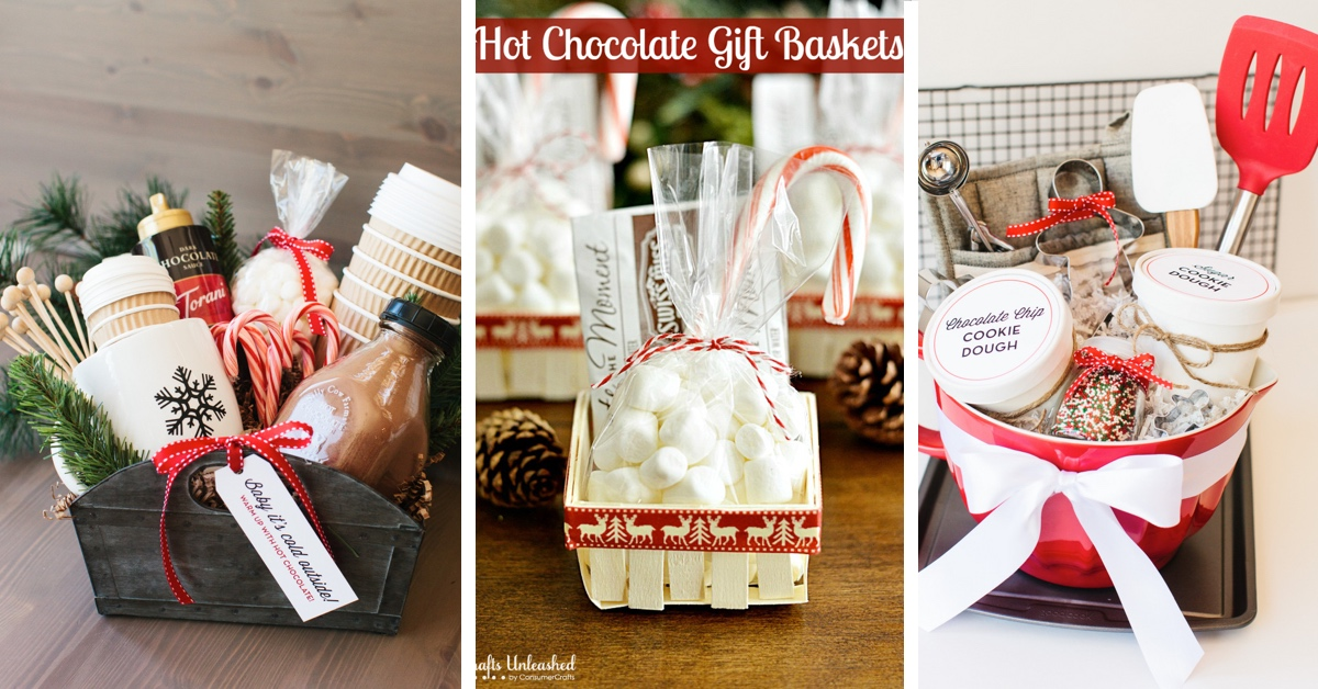 Make Your Own Wedding Gift Basket Ideas : 25 Breathtaking Gift Basket Ideas for Christmas That Are Sure To Come ...
