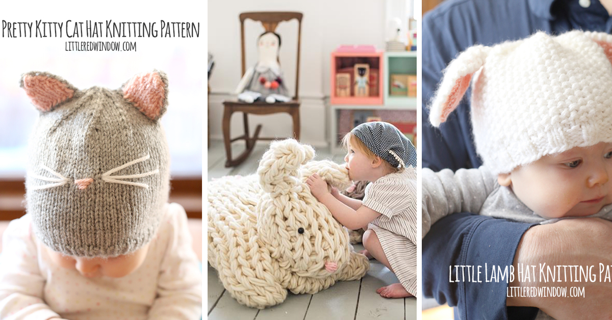 25 Incredibly Easy Awesome Knitting Projects Cute Diy Projects