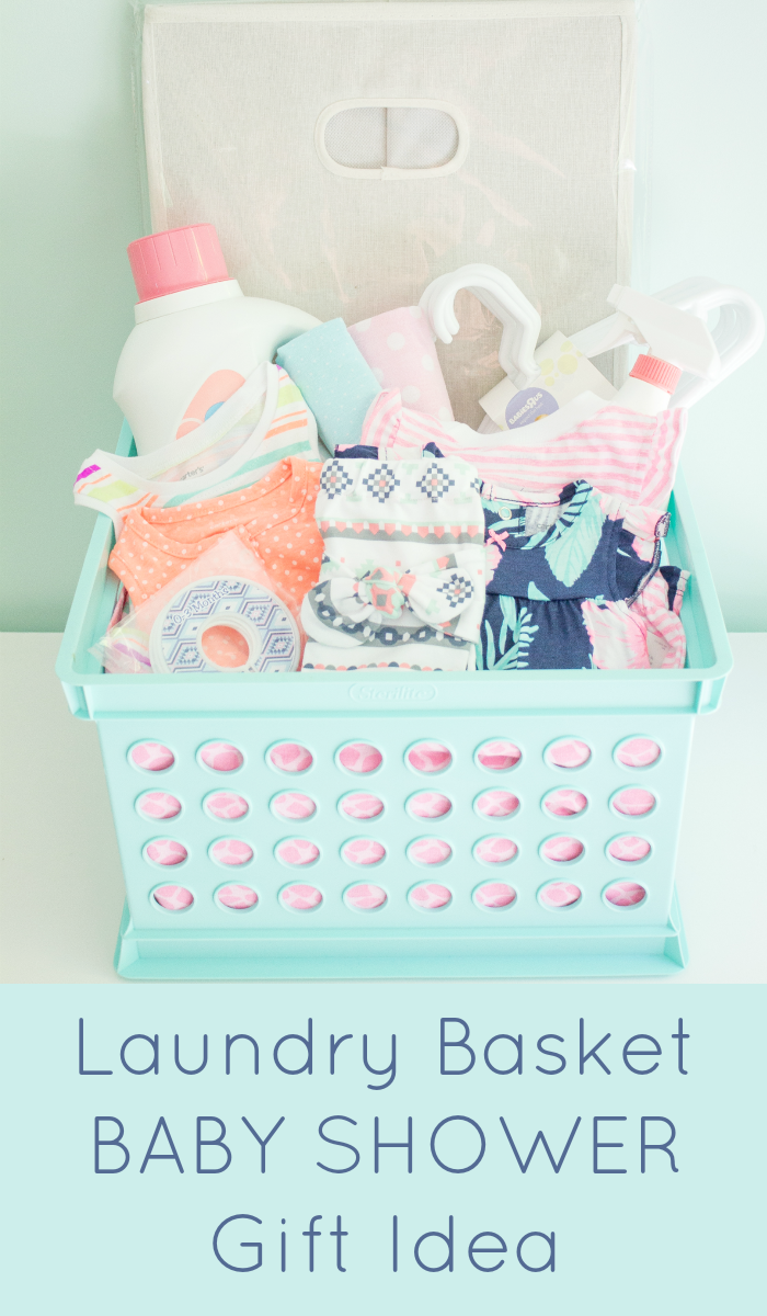 Laundry Basket Gift