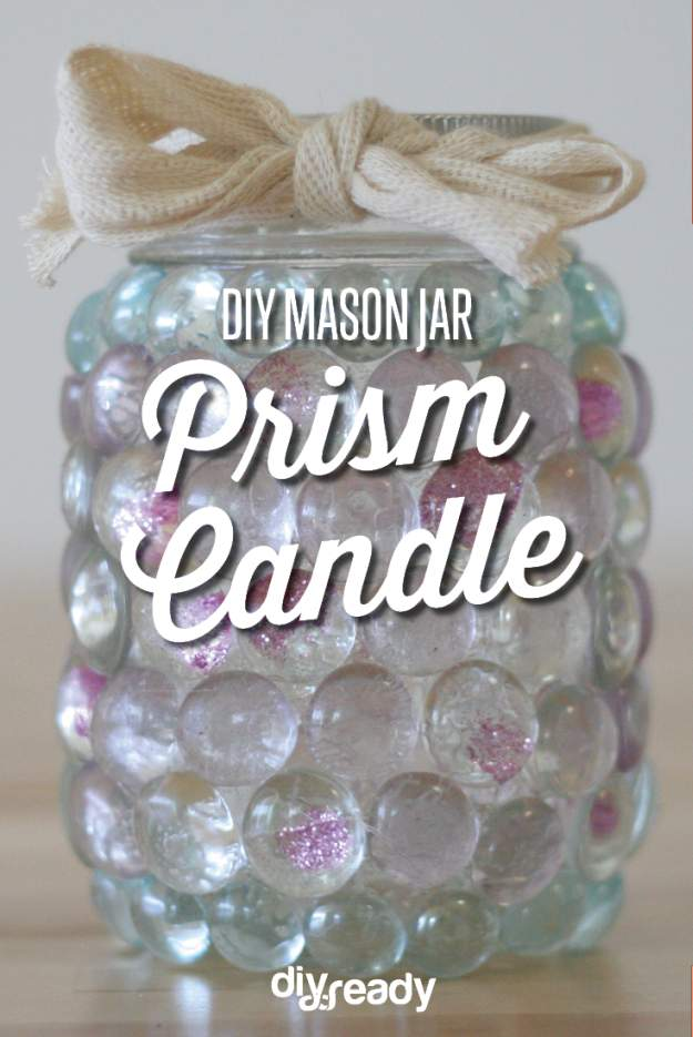 Prism Candle Light