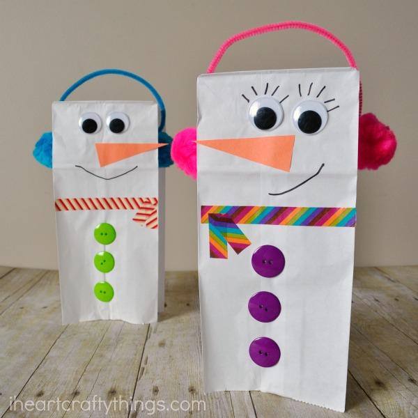Hot Chocolate Paper Craft