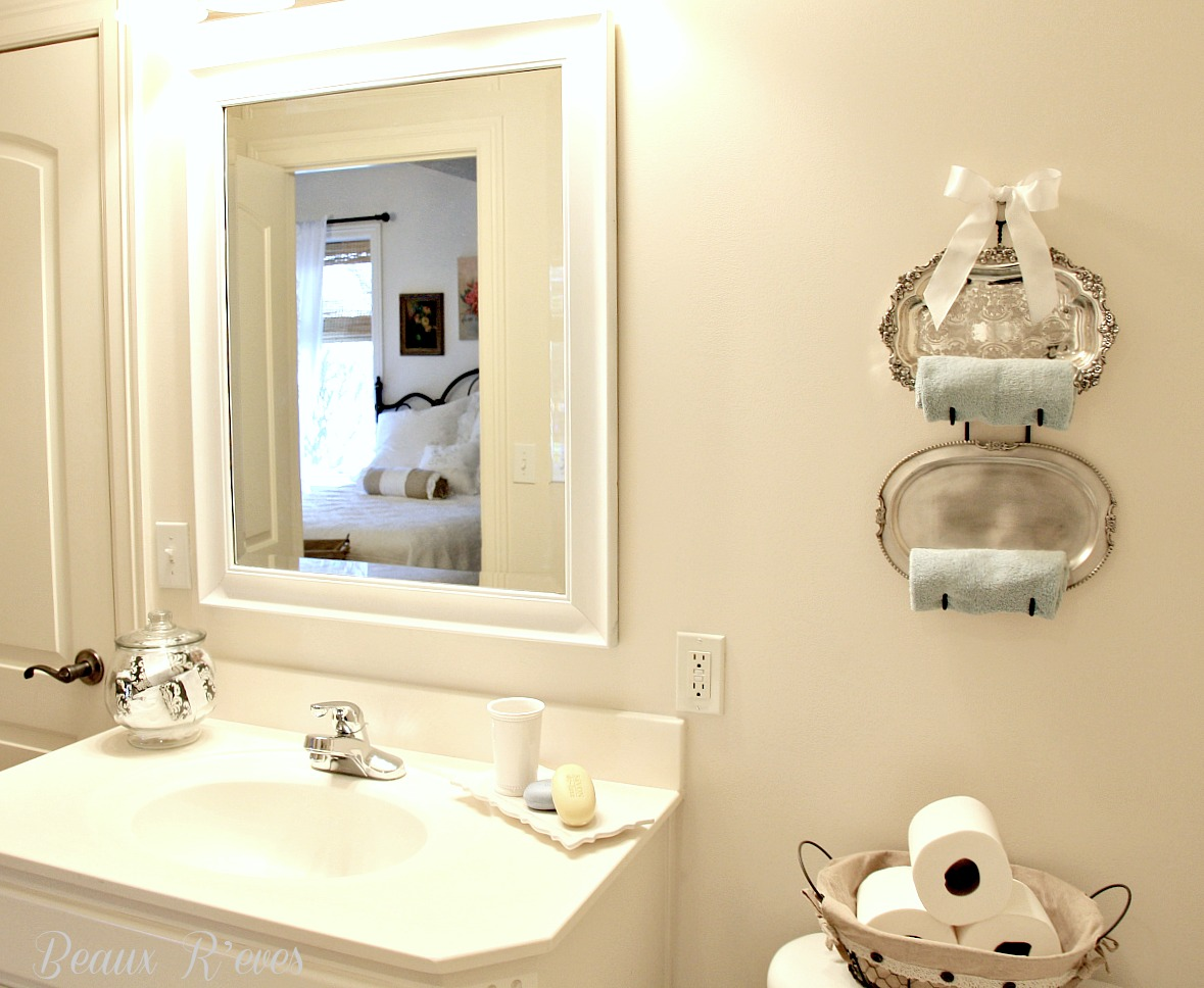 Bathroom Mirror Ideas Diy 15 Shabby Chic Bathroom Ideas Transforming Your Space From