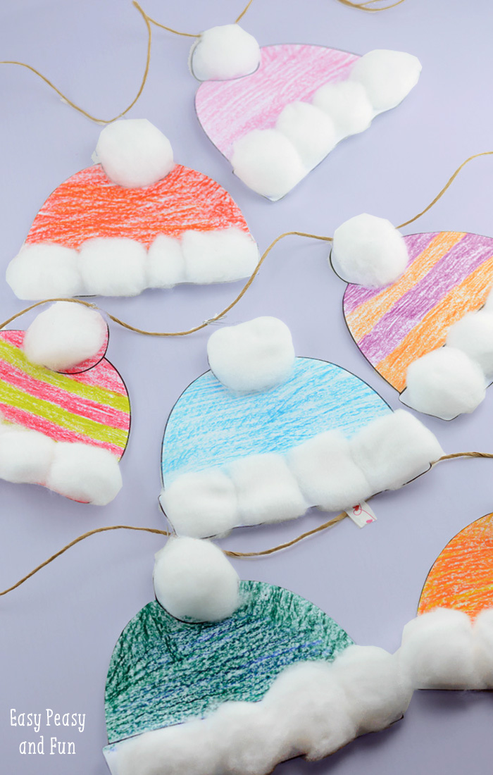 25 winter crafts preschool kids and toddlers are going to