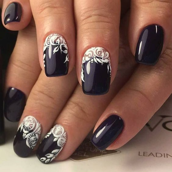 50 Gel Nails Designs That Are All Your Fingertips Need To
