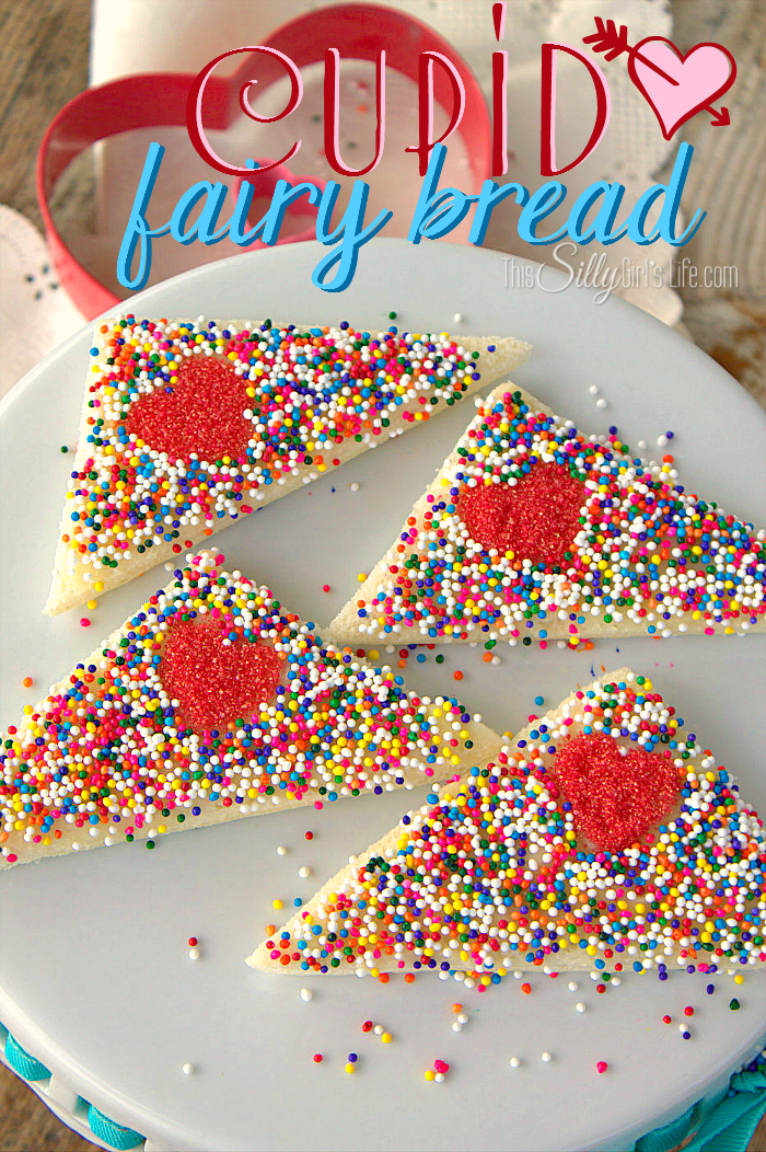 Cupid Fairy Bread