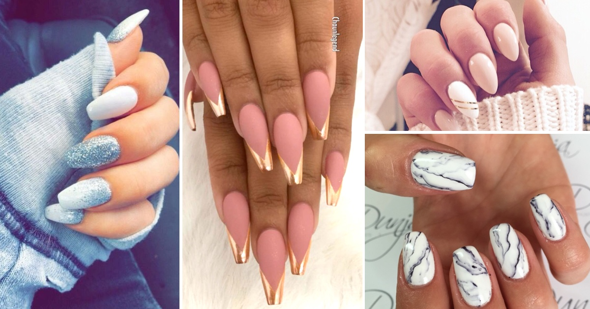 50 Gel Nails Designs That Are All Your Fingertips Need To Steal The Show –  Cute DIY Projects - 50 Gel Nails Designs That Are All Your Fingertips Need To Steal The