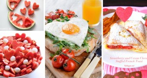 Incredible Valentine's Day Breakfast Ideas Introducing Some Romance To Your Morning