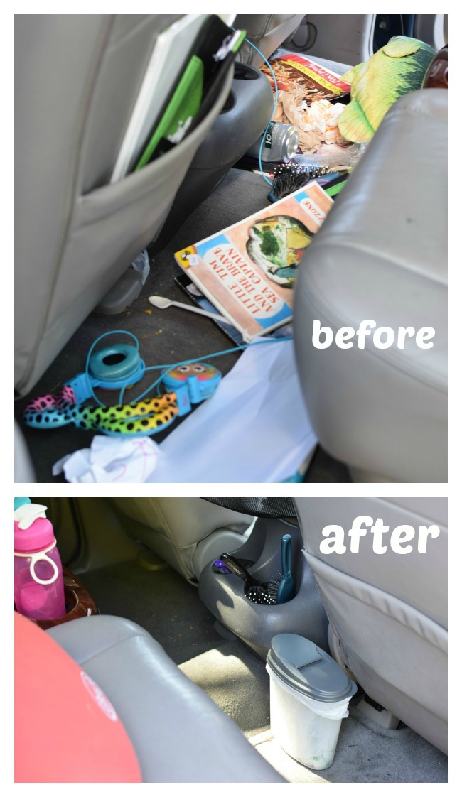 Stinky Car Solutions