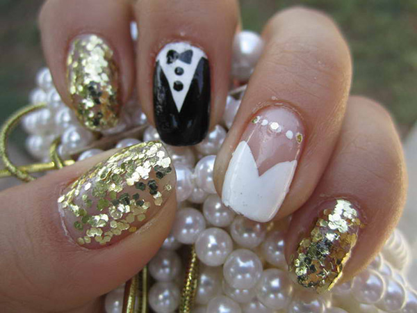 Unique Wedding Nail Design: 7 Striking Ideas