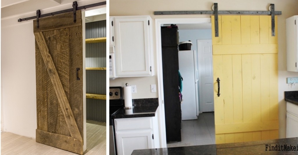 DIY Barn Door Tutorials