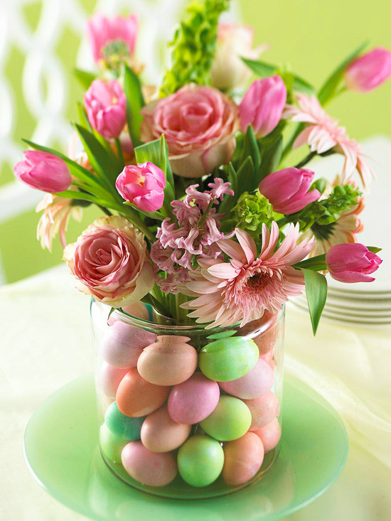 Easter Egg Vase
