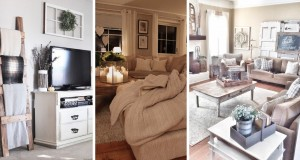 Gorgeous Rustic Living Room Ideas That Will Melt Your Heart With Warmth