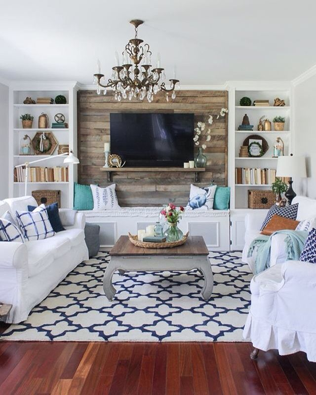 Introduce Subtle Colors And Lots of Wood
