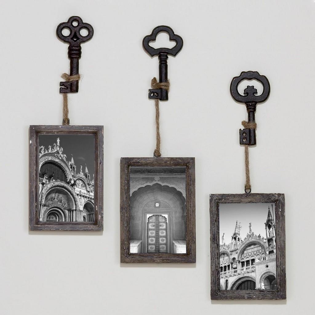 Sophie Vintage Key Frame