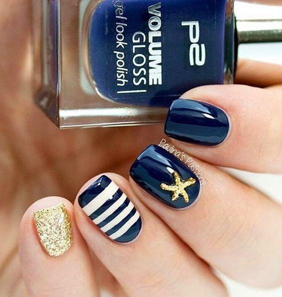 Beach Perfect Nails