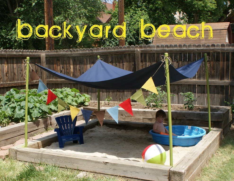 ideas for outdoor play