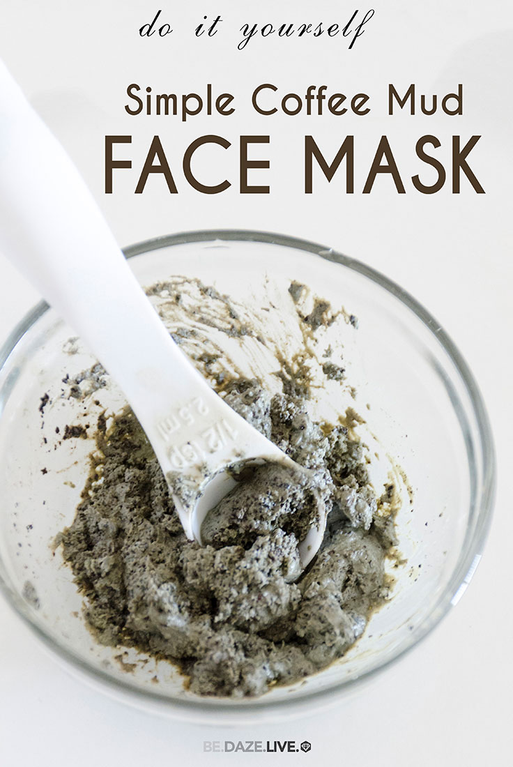 Coffee Mud Face Mask
