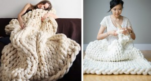 DIY Knitted Blankets