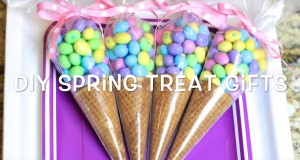 DIY Spring Treat Ideas for Friends