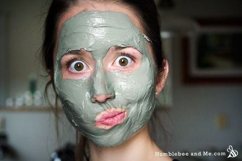 Dead Sea, Seaweed and Silk Face Mask