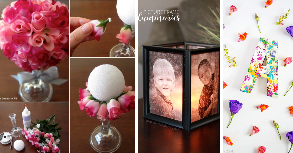 20 excellent dollar store home decor ideas - Dollar store home decor ideas pict ...