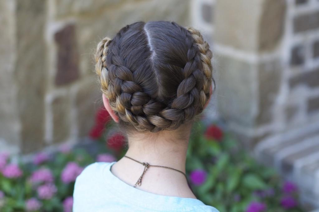 Easy Fold-Up Braids