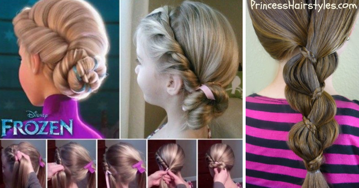 25 Awesome Hairstyles For Little Girls Making Them Look Absolutely Stunning!