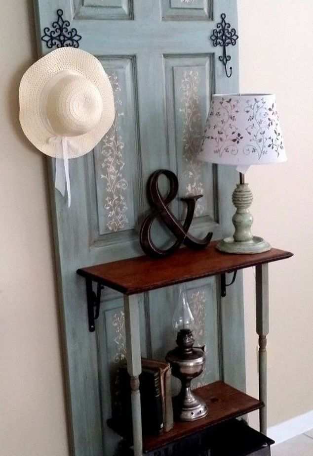 Hall Tree Coat Rack