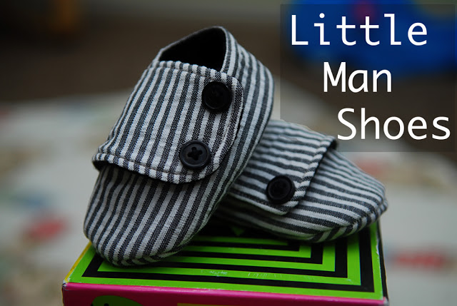 Itty Bitty Baby Shoes