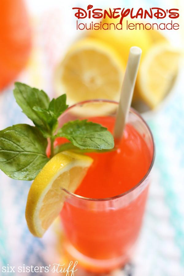 Louisiana Lemonade