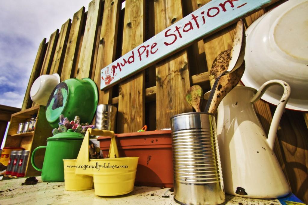 Mudpie Station
