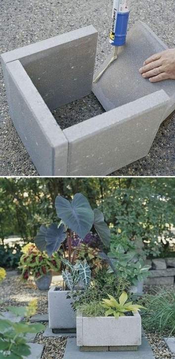 Outstanding Stone Planters