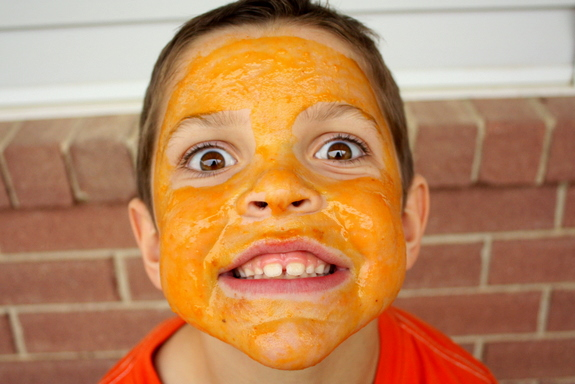 Pumpkin Mask