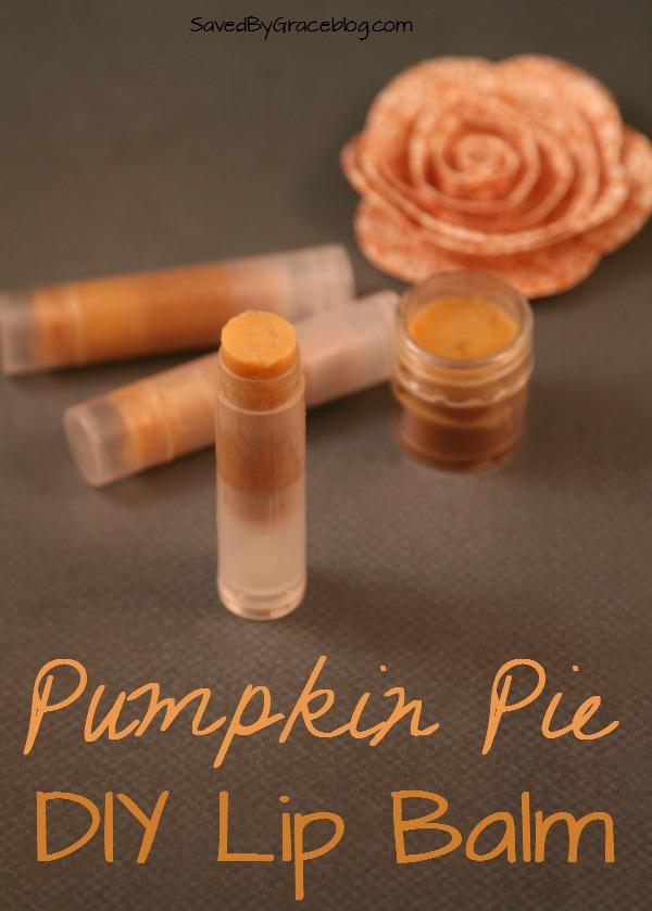 Pumpkin Pie Lip Balm