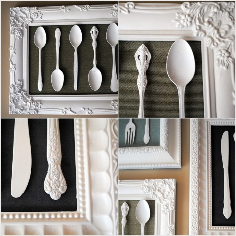 Silverware Artwork