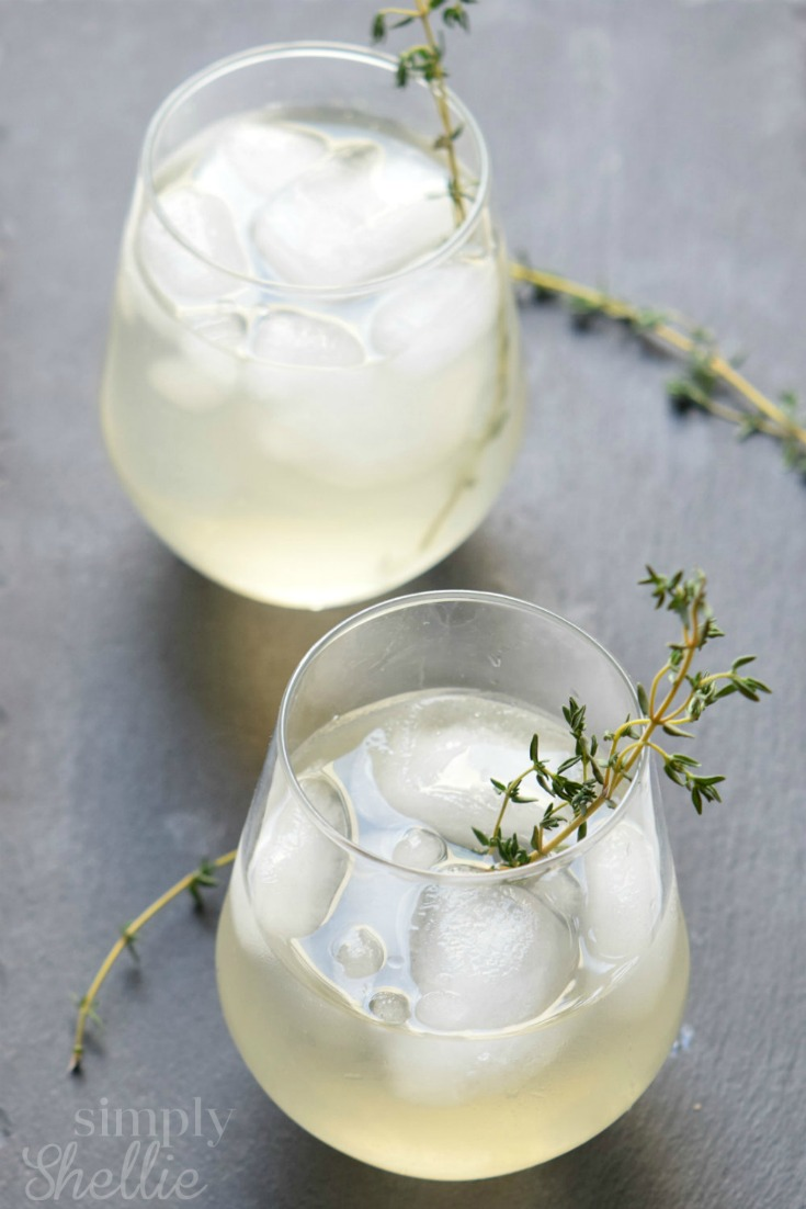 Sparkling Lemonade Recipe