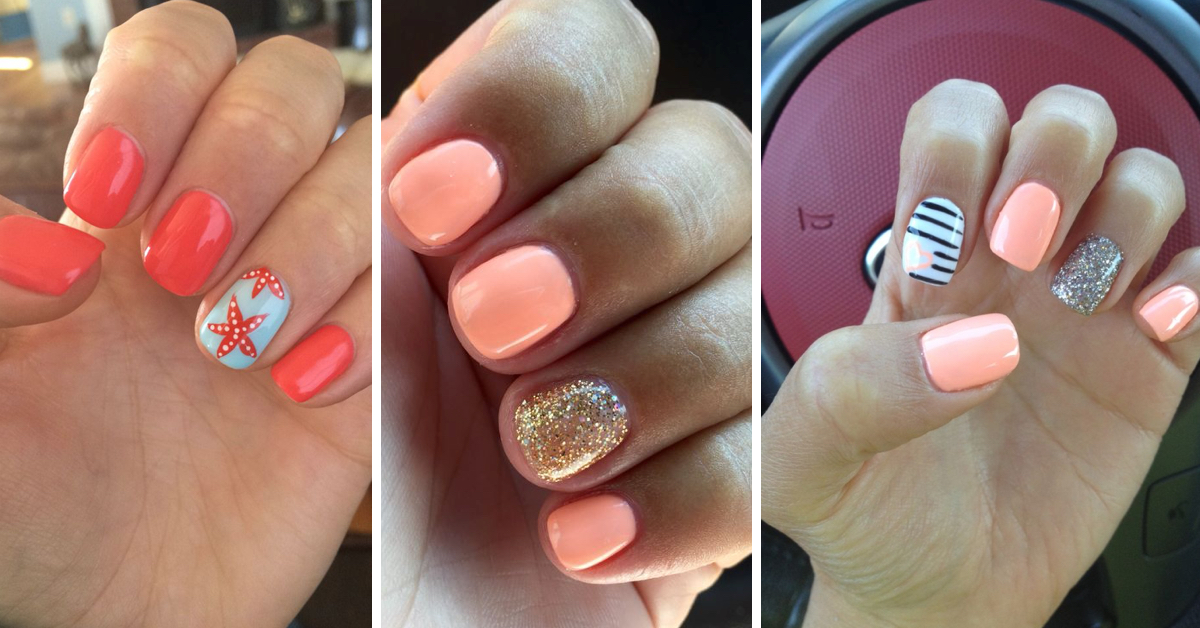 - 20 Awesome Summer Nail Designs For Summer 2017
