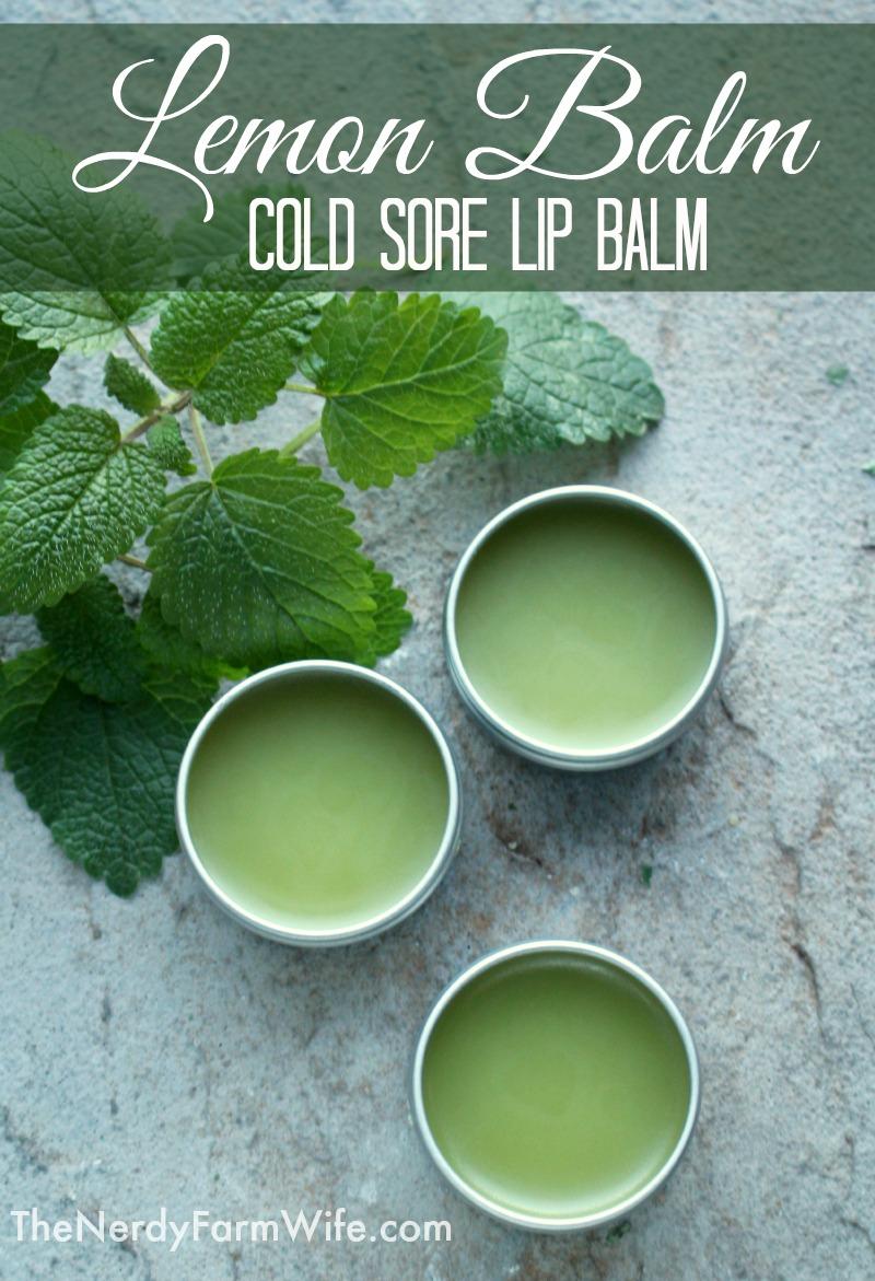 Super Healing Cold Sore Lip Balm