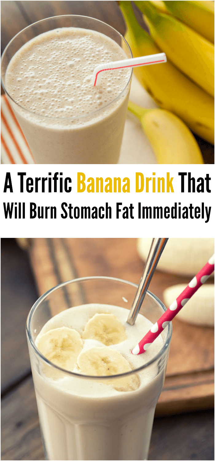 Terrific Banana Drink