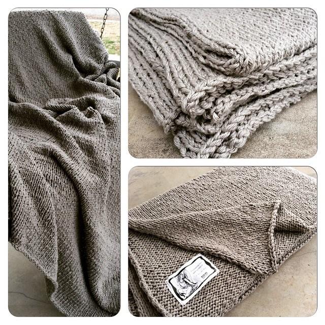 The Bertha Blanket