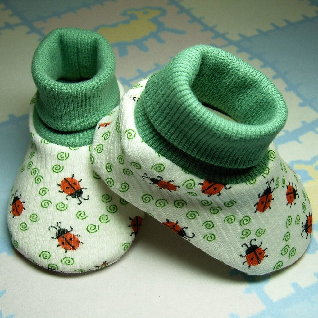 Unique Baby Shoe Design