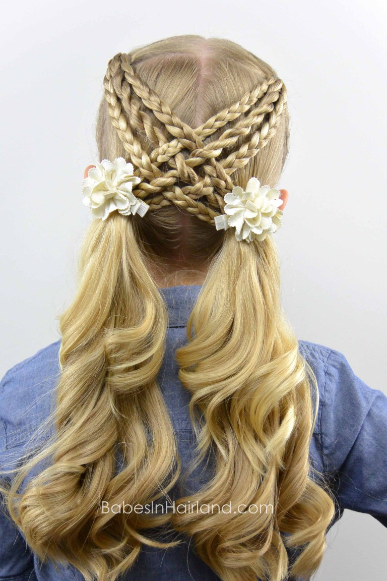 Woven Braids and Twists