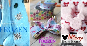 29 Mind Blowing Disney Crafts The Kiddos Would Fall In Love With!