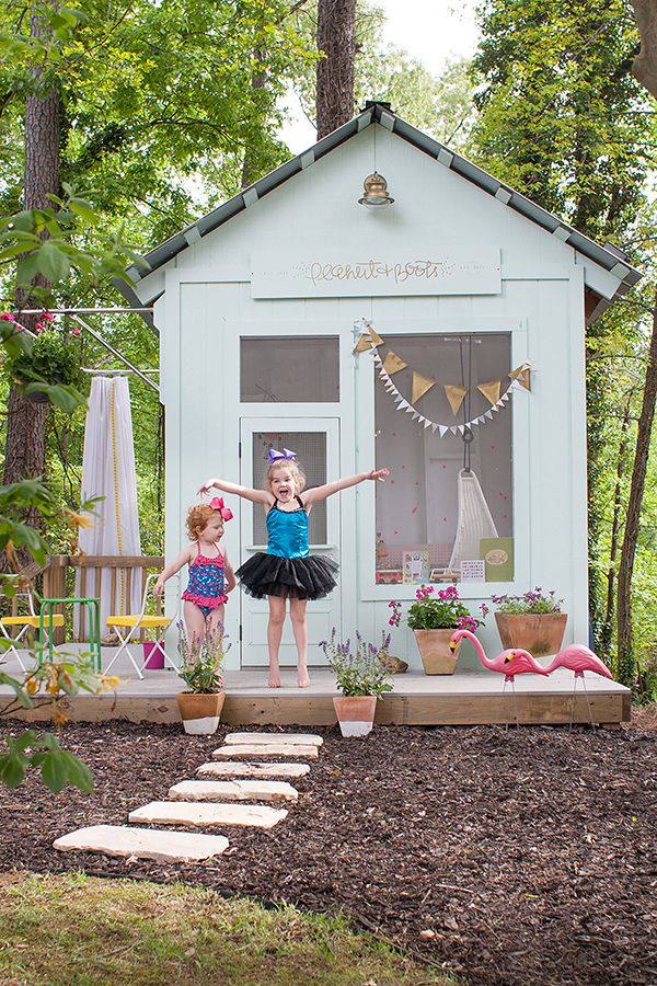 A Backyard Makeover Fit for Kids
