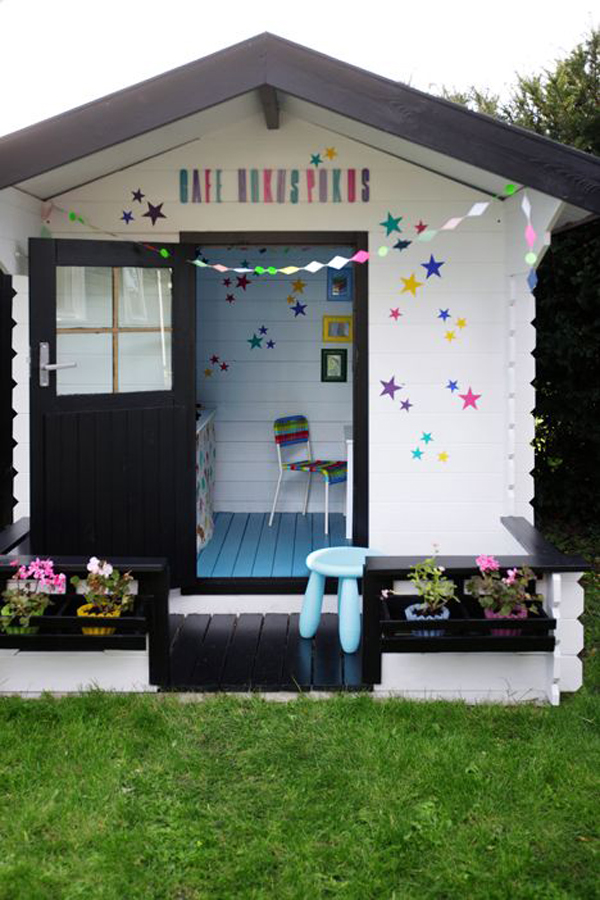Adorable Cubby Playhouse