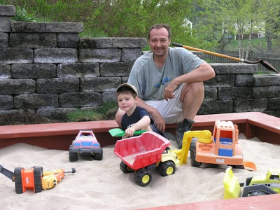Build a Sandbox with Seats