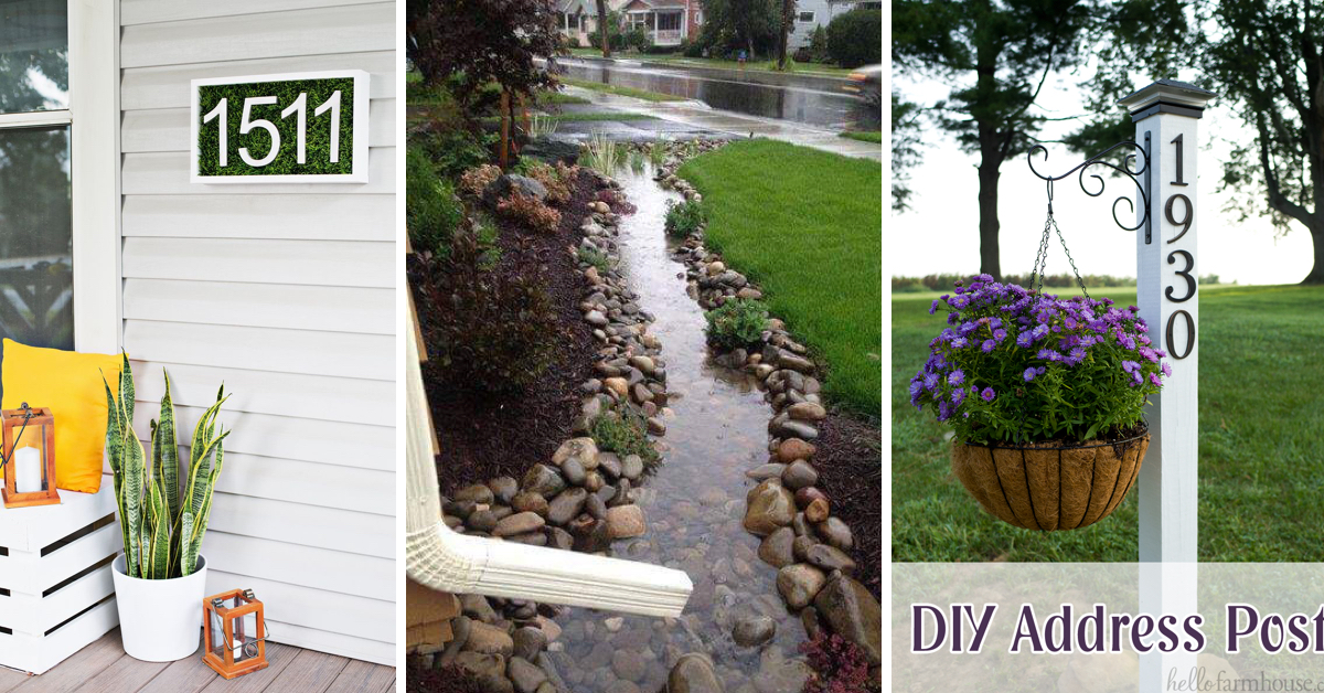 25 marvelous curb appeal ideas that can rejuvenate your home with