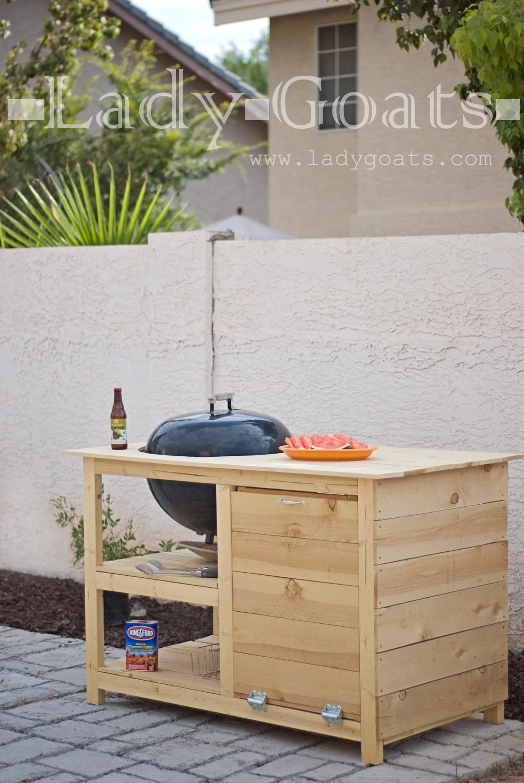 DIY Potting Table