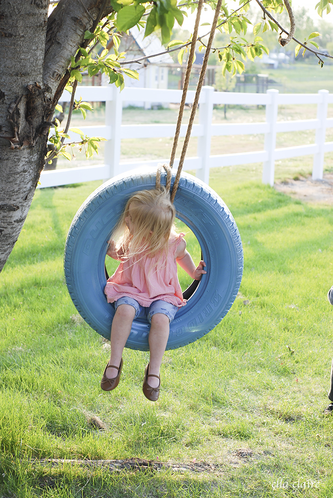15 Incredible DIY Swings for Kids Bringing A Lot More Joy To Your Yard!
